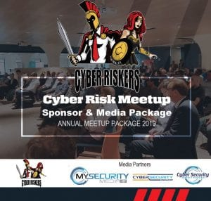 Sponsorship of Cyber Risk Meetups – Virtual Editions