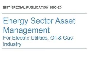 Energy Sector Asset Management