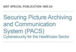 Securing Picture Archiving and Communication System (PACS)