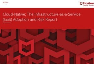 Cloud-Native: The Infrastructure-as-a-Service (IaaS) Adoption and Risk Report