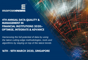 4th Annual Data Quality & Management in Financial Institutions 2020: Optimise, Integrate & Advance