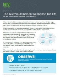 Incident Response Toolkit