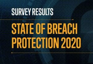 Survey Results: State of Breach Protection 2020