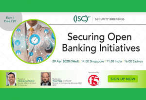 Securing Open Banking Initiatives