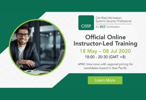 CISSP Online Instructor-Led Training