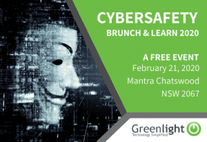 Cybersafety Brunch and Learn 2020