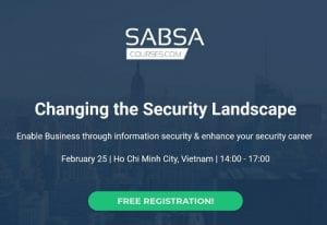 Changing the Security Landscape
