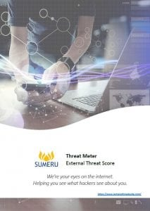 External Threat Meter Report: Sumeru