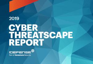 2019 Cyber Threatscape Report