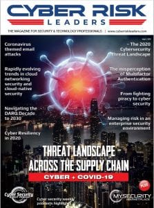 Cyber Risk Leaders Magazine – Issue 1, 2020