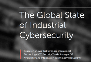 Global State of Industrial Cybersecurity