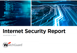 Internet Security Report for Q4 2019