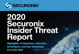 2020 Securonix Insider Threat Report