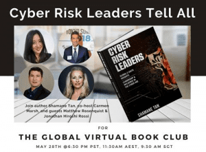 'Cyber Risk Leaders' Tell All – The Global Virtual Book Club EP 2