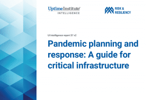 Pandemic planning and response: A guide for critical infrastructure