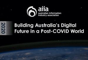 Building Australia's Digital Future in a Post-COVID World