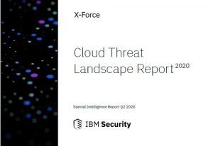 Cloud Threat Landscape Report 2020