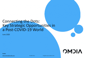 Connecting the Dots: Key Strategic Opportunities in a Post-COVID-19 World