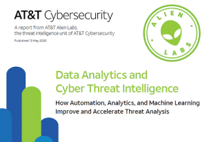 Data Analytics and Cyber Threat Intelligence