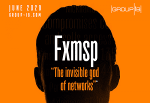"""Fxmsp: """"The Invisible God of Networks"""""""
