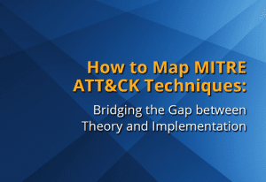 How to Map MITRE ATT&CK Techniques: Bridging the Gap between Theory and Implementation