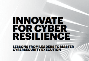 Innovate for Cyber Resilience