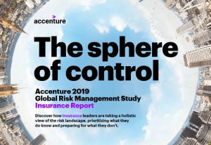 The sphere of control: Accenture 2019 Global Risk Management Study