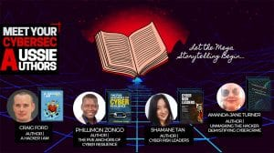 Meet Your CyberSec Aussie Authors