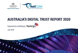 Australia's Digital Trust Report 2020