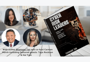 'Cyber Risk Leaders' Tell All – The Global Virtual Book Club EP 5