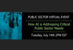 VIRTUAL AI EVENT FOR PUBLIC SECTOR