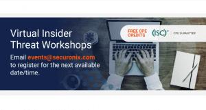 Virtual Insider Threat Workshop