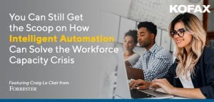 Solving the Workforce Capacity Crisis with Intelligent Automation