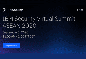 IBM Security Virtual Summit 2020