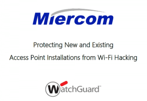 Protecting New and Existing AP Installations from Wi-Fi Hacking