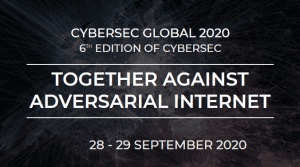 CYBERSEC 2020 : TOGETHER AGAINST ADVERSARIAL INTERNET