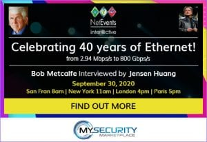 Celebrating 40 years of Ethernet! – from 2.94 Mbps/s to 800 Gbps/s