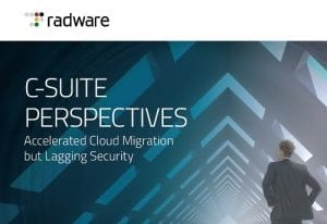C-Suite Perspectives: Accelerated Cloud Migration but Lagging Security