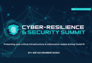Cyber-Resilience & Security Summit 2020