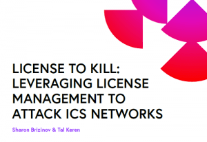 License to Kill: Leveraging License Management to Attack ICS Networks