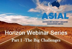 HORIZON Webinar Series – The Big Challenges