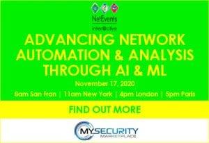 Advancing Network Automation & Analysis through AI & ML