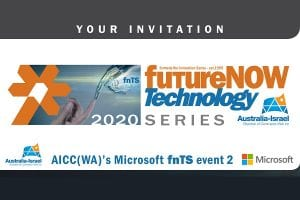 AI & Exponential Disruption | futureNOW Technology Series 2020