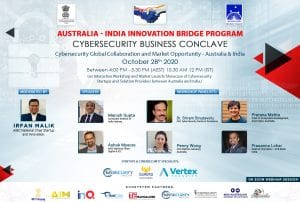 Australia India Innovation Bridge : CyberSecurity Business Conclave