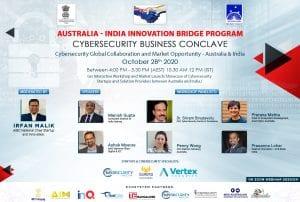 Australia India Innovation Bridge : CyberSecurity Business Conclave