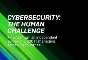 Cybersecurity: The Human Challenge