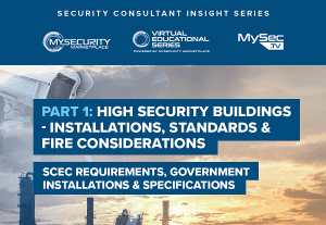 Security consultant insight series – November 18