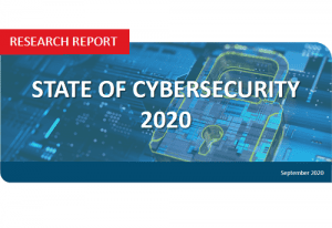 State of Cybersecurity 2020