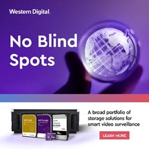 WD PURPLE™ Surveillance Hard Drive Range