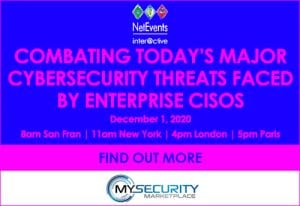 Combating Today's Major Cybersecurity Threats Faced by Enterprise CISOs